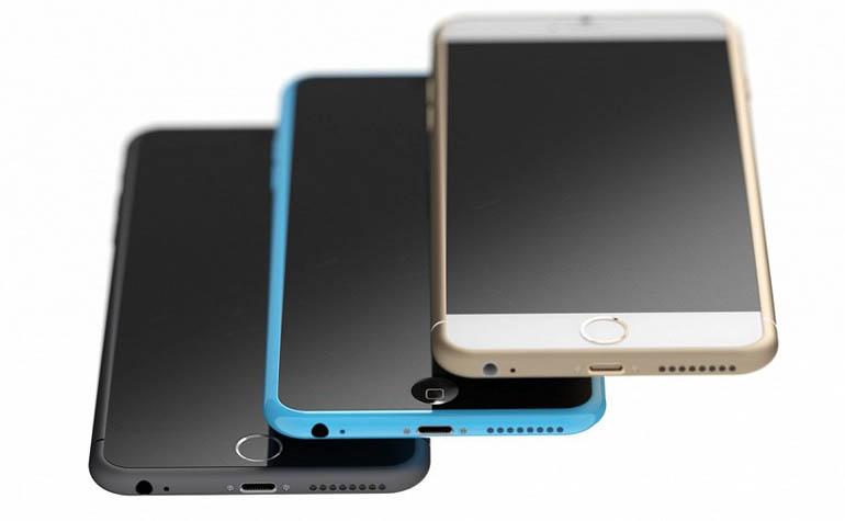 Цены на новые iPhone 6