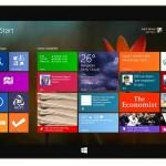 Notion Ink Cain – индийский планшет на ОС Windows 8
