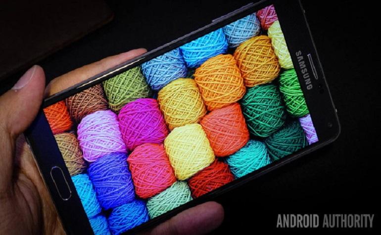 Официально представлен Samsung Galaxy Note 4