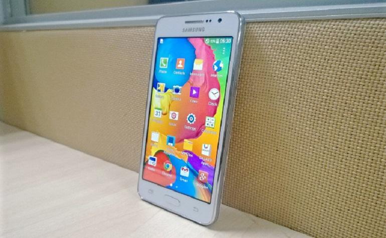 Samsung готовит к выпуску Galaxy Grand Prime