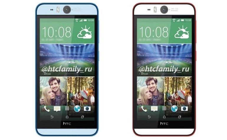 HTC Desire Eye уже продается в Индии