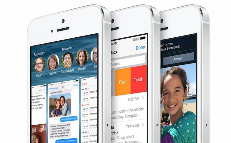 Вышло обновление iOS 8.1