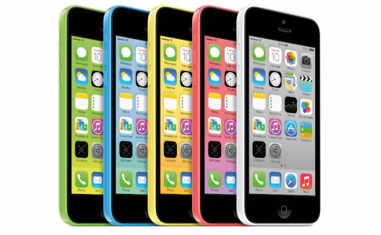 iPhone 5c top sale in GB