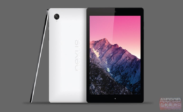 Nexus 9 прошел сертификацию