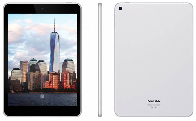 Новинка - планшет Nokia N1