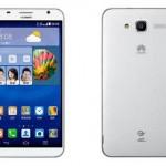 Компания Huawei официально представила новый смартфон Ascend GX1