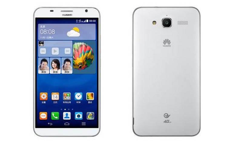 """Фаблет Huawei Ascend GX1 с дисплеем 6"""""""