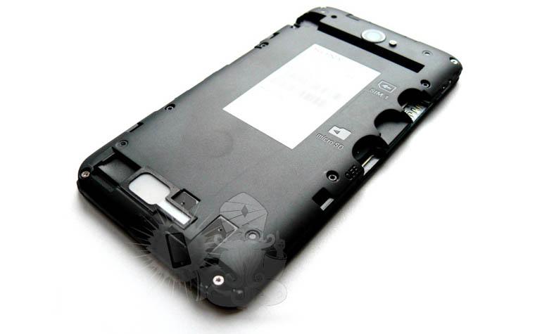 неанонсированный смартфон Sony Xperia E4