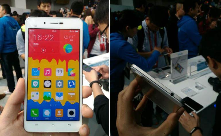 Официальный анонс смартфона Vivo X5 Max - самый тонкий смартфон