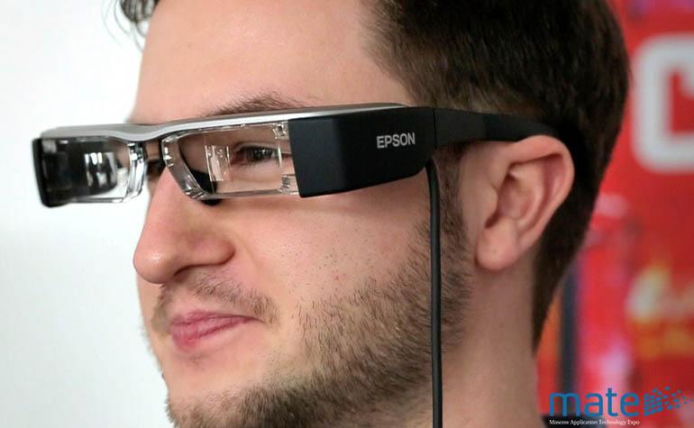 очки Epson Moverio