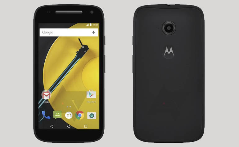 Motorola Moto E - обновление линейки бюджетных смартфонов
