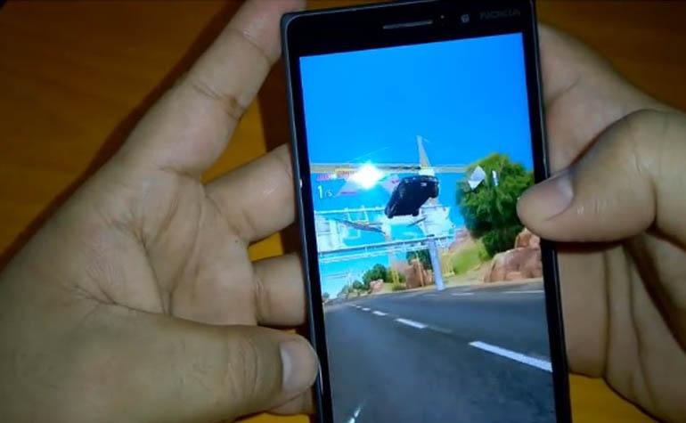 Nokia Lumia RM-1072 - новый вариант Lumia 830?