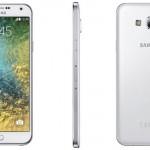 Новая линейка смартфонов Galaxy E от компании Samsung