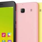 Компания Xiaomi официально представила смартфон Redmi 2
