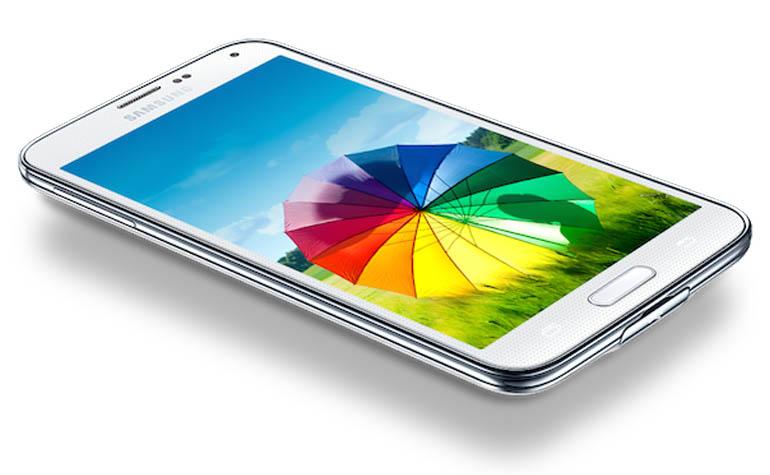 Дизайн смартфона Galaxy S5