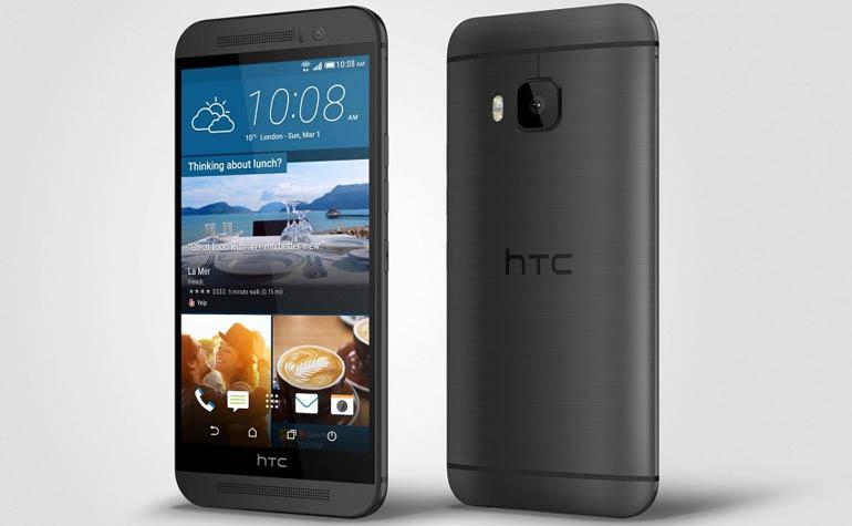 Официальный анонс нового флагмана HTC One M9