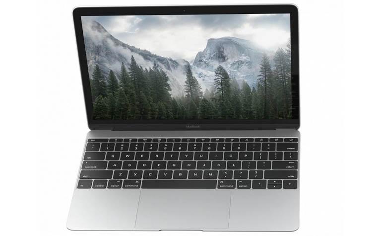 Новый MacBook с 12-дюймовым экраном