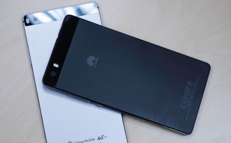 Новый флагман - Huawei P8