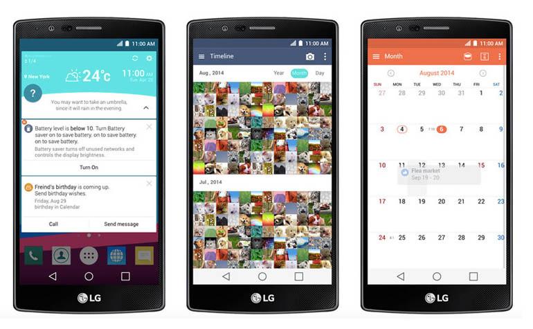 официально представлен LG G4