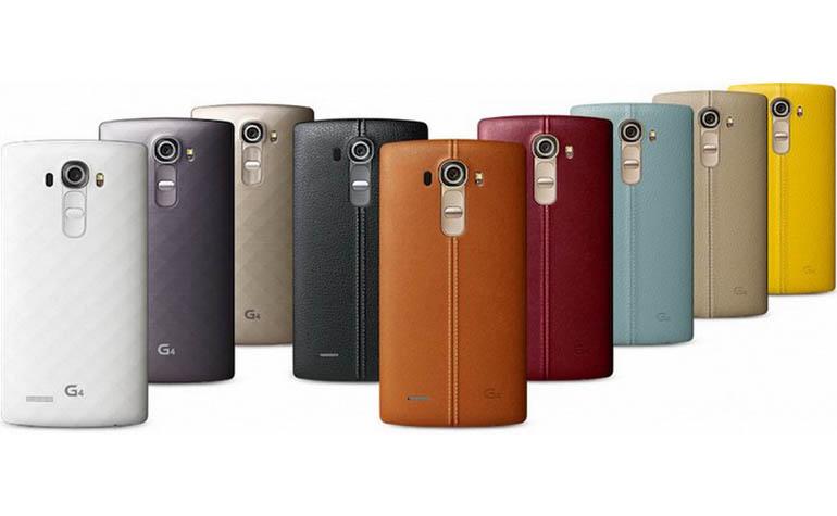 новый флагман LG G4