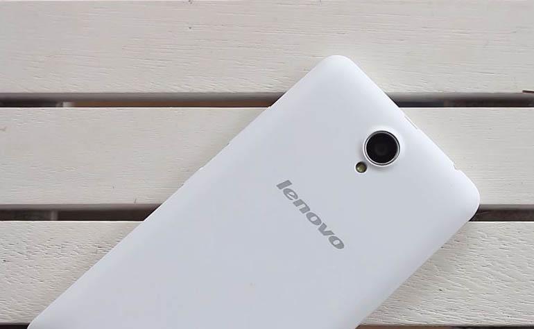 Начались продажи смартфона Lenovo A5000
