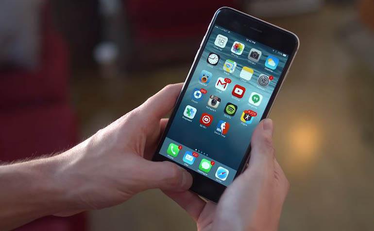 технологиz Force Touch в iPhone 6s Plus
