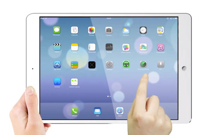 iPad с 12,9-дюймовым дисплеем