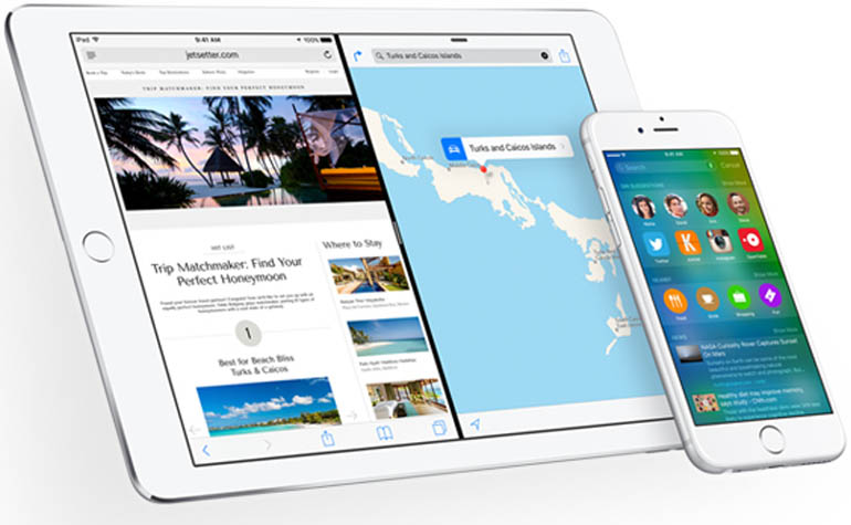 Анонс Apple iOS 9 на WWDC 2015
