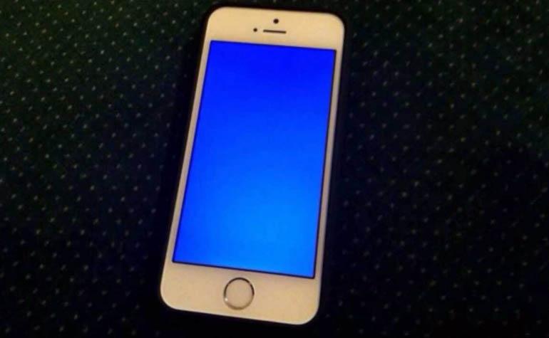 BSOD iPhone