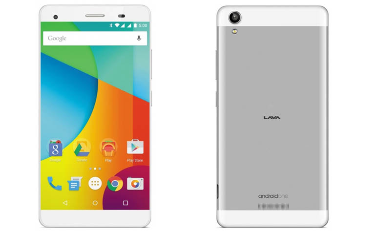 Lava Pixel V1 - проект Android One