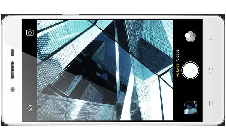 OPPO Mirror 5s прелставлен официально