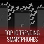 Топ-10 самых популярных смартфонов