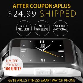 купон на скидку - Умные часы Aplus Smart