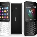 Nokia 222 и 222 Dual SIM – кнопочные телефоны не сдаются