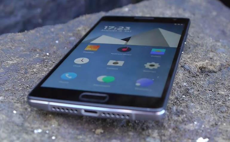 Дроп тест смартфона OnePlus 2