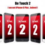 Флагман от компании Ulefone — Ulefone be touch 2
