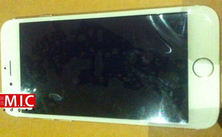 прототип iPhone 6s