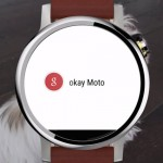 Следующее поколение умных часов от Motorola