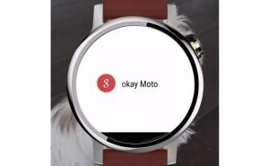 Новое поколение смарт часов Moto 360
