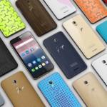 Новые смартфоны Alcatel, часы и большой планшет