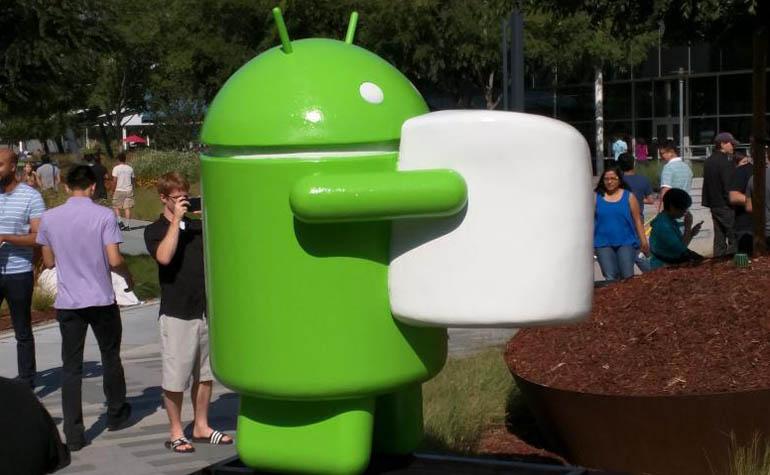 официальная презентация Android 6.0 Marshmallow