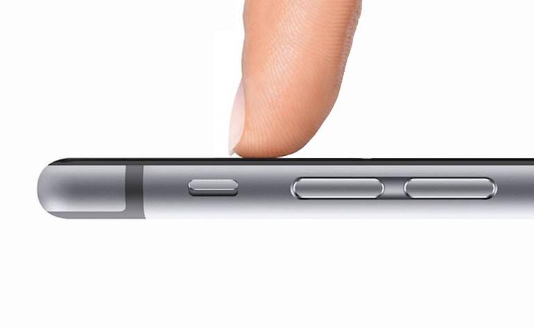 iPhone 6s с дисплеем 3D Touch