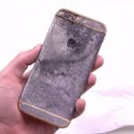 Краш тест iPhone 6s с использованием химии