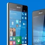 Microsoft Lumia 950 и 950 XL представлены официально