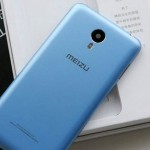 Фаблет - Meizu Blue Charm Metal