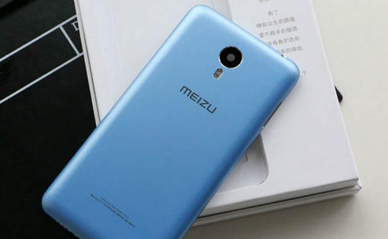 Фаблет - Meizu Blue Charm Metal