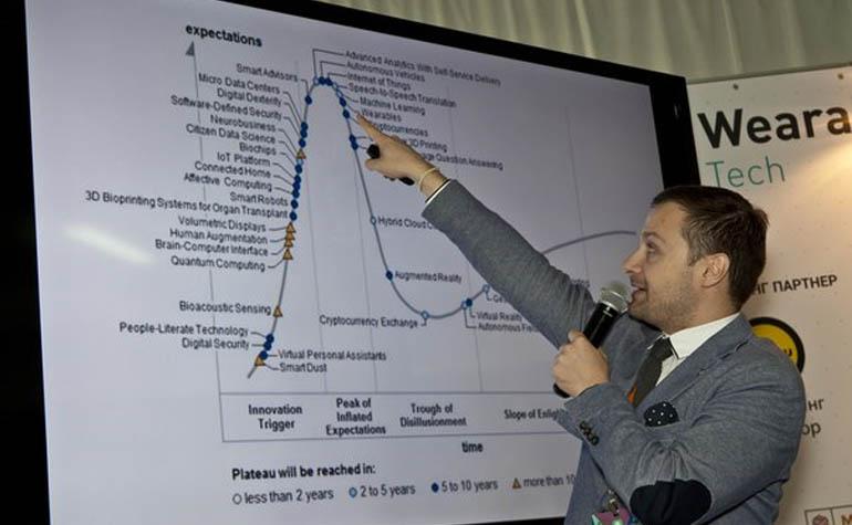 Как прошла Wearable Tech Conference & Expo