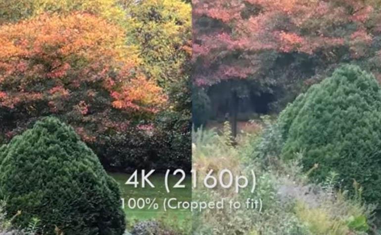 Сравнение камер iPhone 6s Plus и Sony Xperia Z5