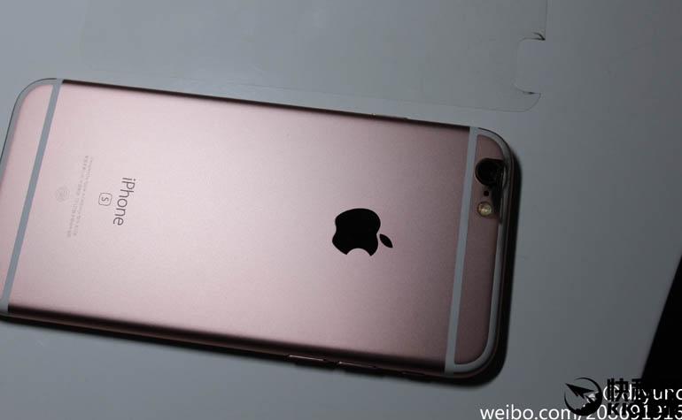 загорелся iPhone 6s