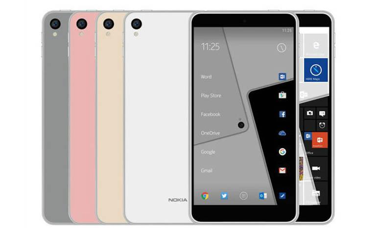 Первые рендеры смартфона Nokia C1